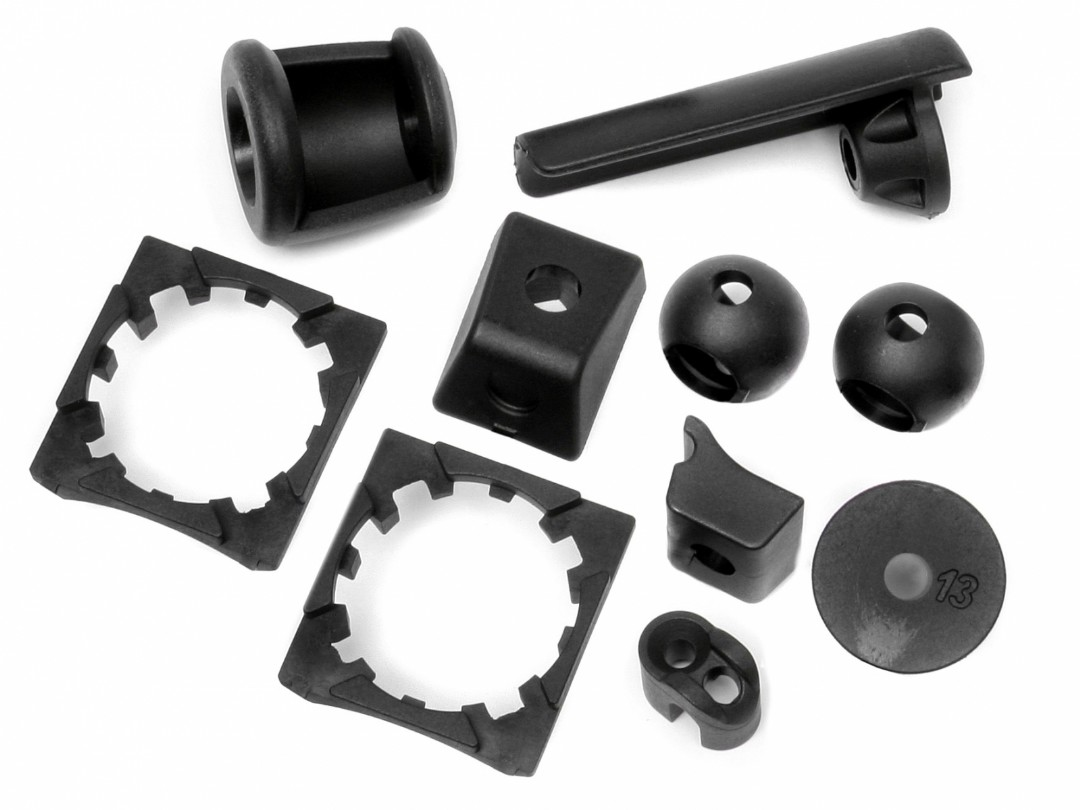 HPI Nut Holder Set Baja
