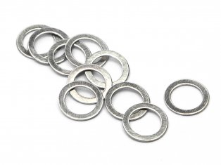 HPI Washer 4X6X0.3Mm (10Pcs)
