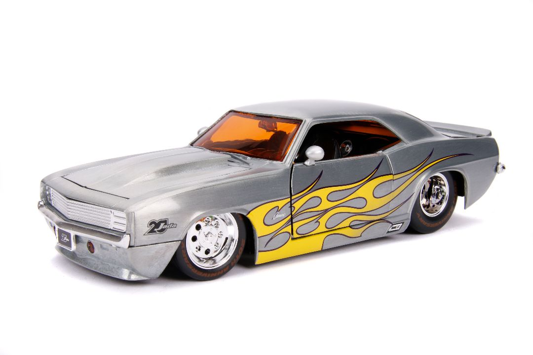"Jada 20th ""Bigtime Muscle"" 1/24 - 1959 Chevy Camaro"