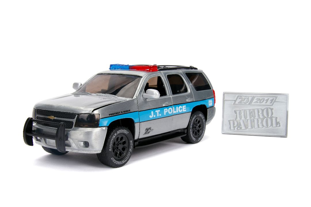"""Hero Patrol"" 1/24 - 2010 Chevy Tahoe"
