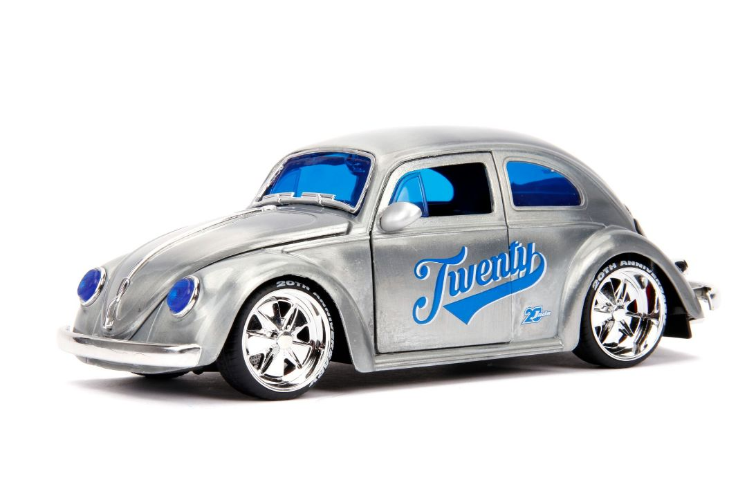 "Jada 1/24 ""VDubs"" 1959 VW Beetle - 20th Anniversary"