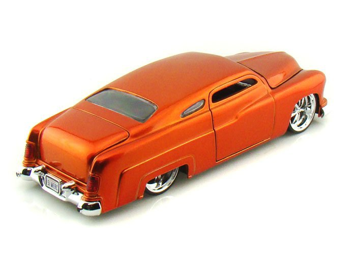 """BIGTIME Kustoms"" 1/24 1951 Lincoln Mercury - Copper"