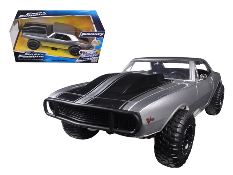 """Fast & Furious 7"" 1/24 Roman's 1967 Chevy Camaro Offroad"