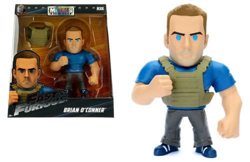 "Metals Fast & Furious 6"" Figure - Brian O'Conner"