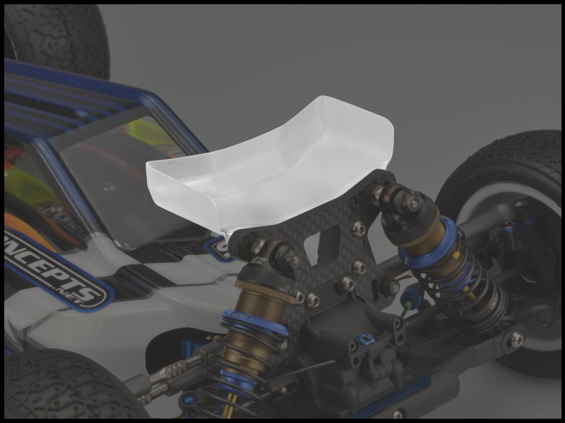 JConcepts - Aero B64 | B64D Front Wing - Narrow, 2pc.