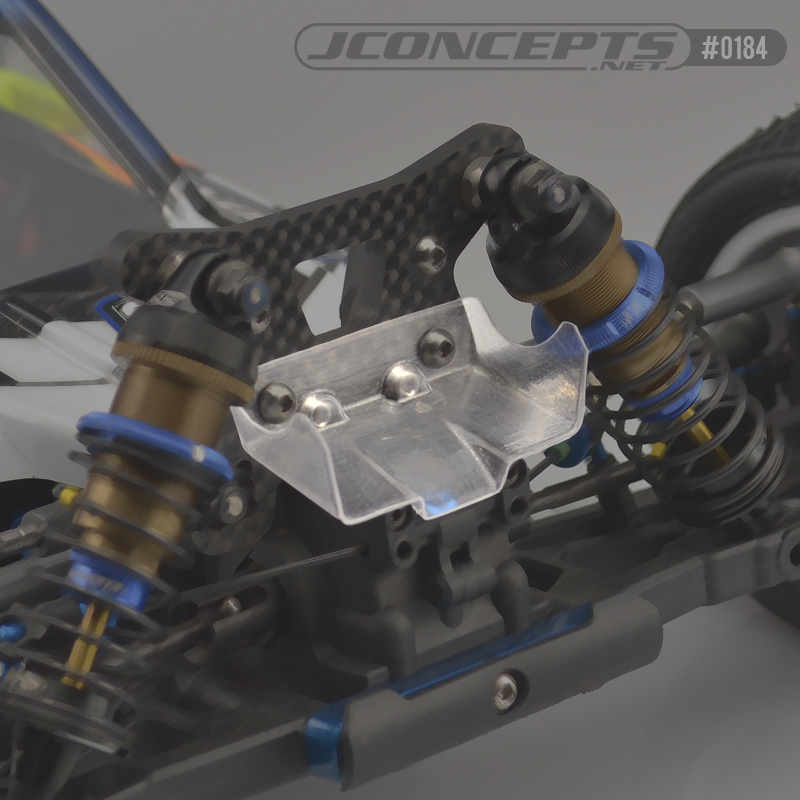 JConcepts - Aero B64 | B64D lower front wing & nose cone