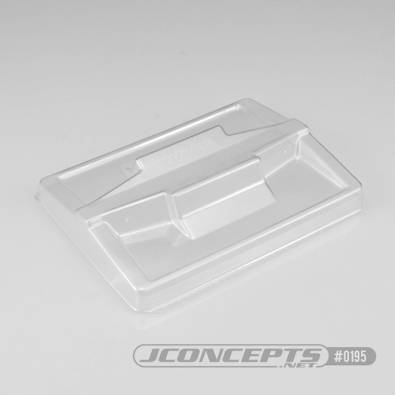 JConcepts - F2 body spoiler for #0355 F2, T6.1 body - 2pc.