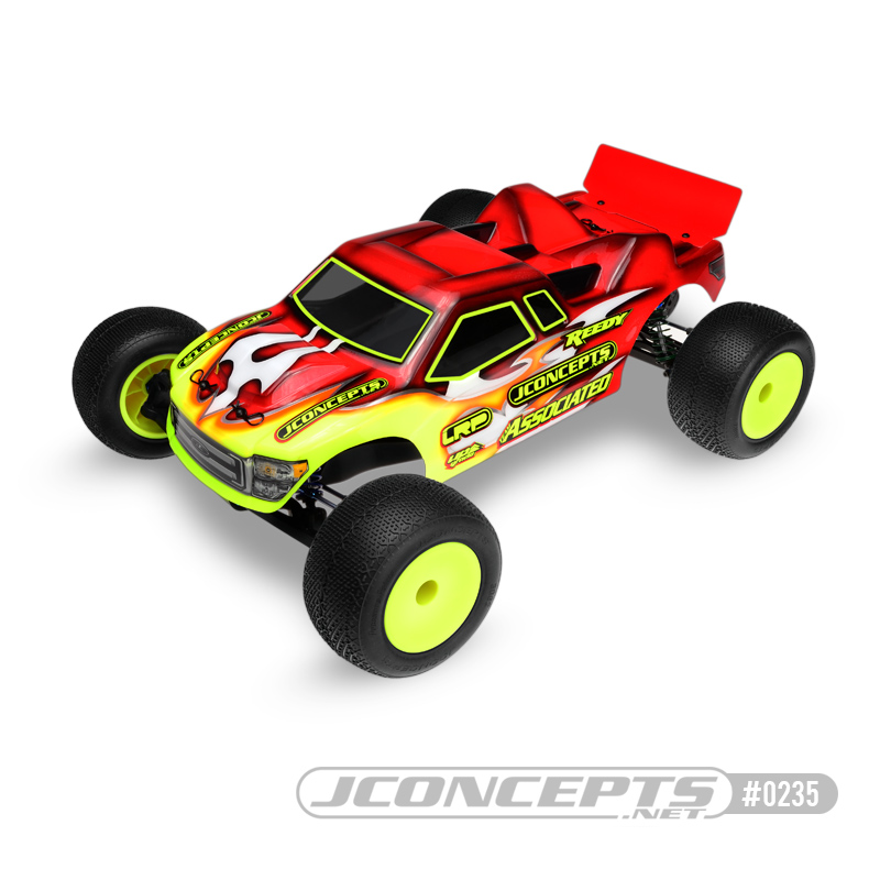 JConcepts Finnisher - T4.3 Qualifier Series body Fits T4.1, T4.3