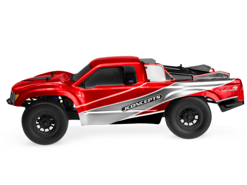 JConcepts 2012 Ford F-250 Super Duty XLT SuperCab - (Slash, Slas