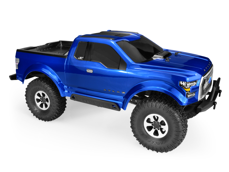 JConcepts Ford Atlas - Trail / Scaler body (Fits Vaterra and Axi