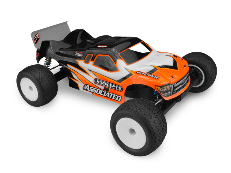 JConcepts Finnisher - T5M body w/spoiler