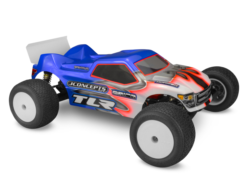 JConcepts Finnisher - TLR 22-T 2.0 MM body w/spoiler