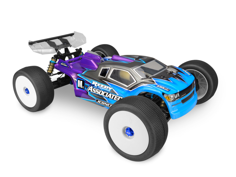 JConcepts Finnisher - RC8T3 | RC8T3E Body (Fits - RC8T3, RC8T3e,