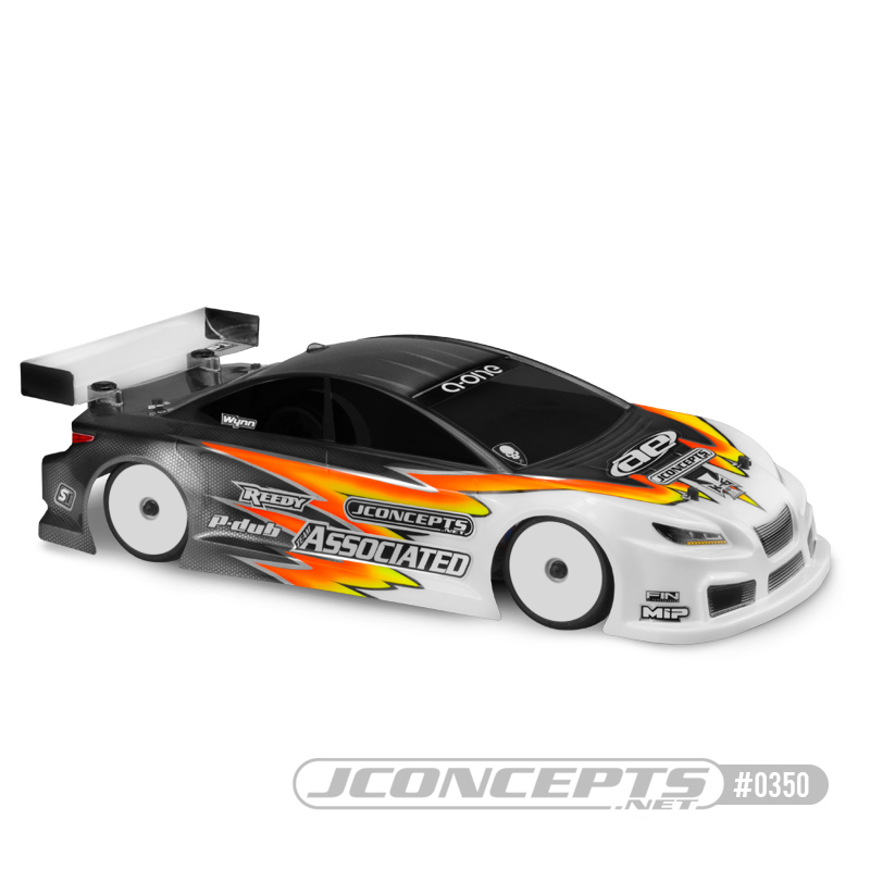 "JConcepts A1 ""A-One"" - 190mm Touring Car body - Light-Weight"