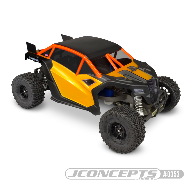"JConcepts T2 - ""Truth 2"" UTV Slash 2wd 