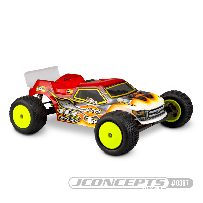JConcepts Finnisher - TLR 22-T 4.0 truck body