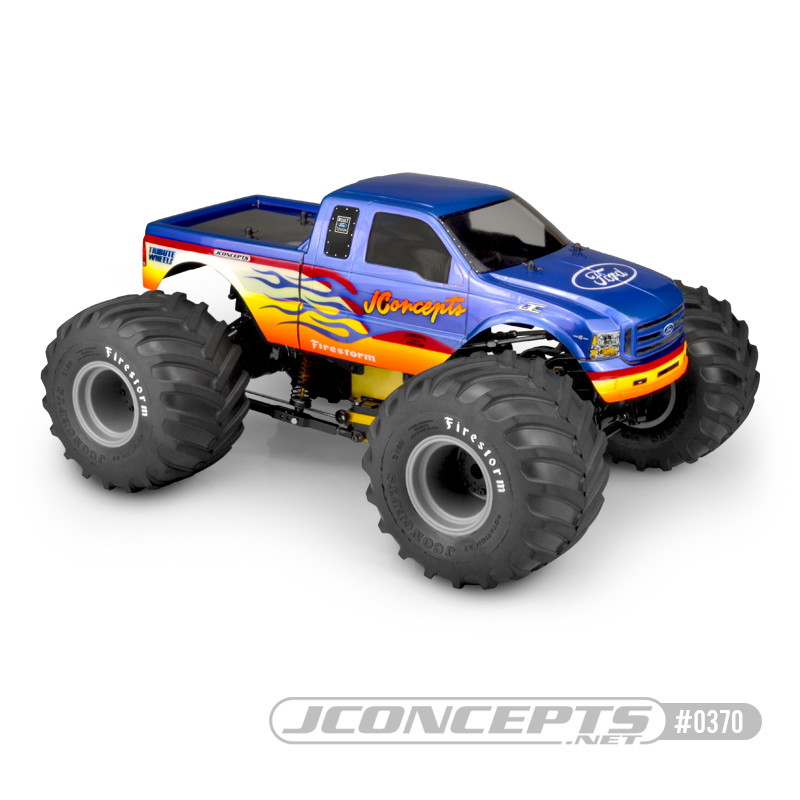 JConcepts 2005 Ford F-250 Super Duty MT body