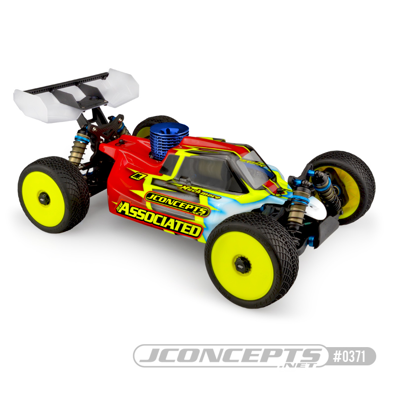JConcepts Silencer - RC8B3.1 body