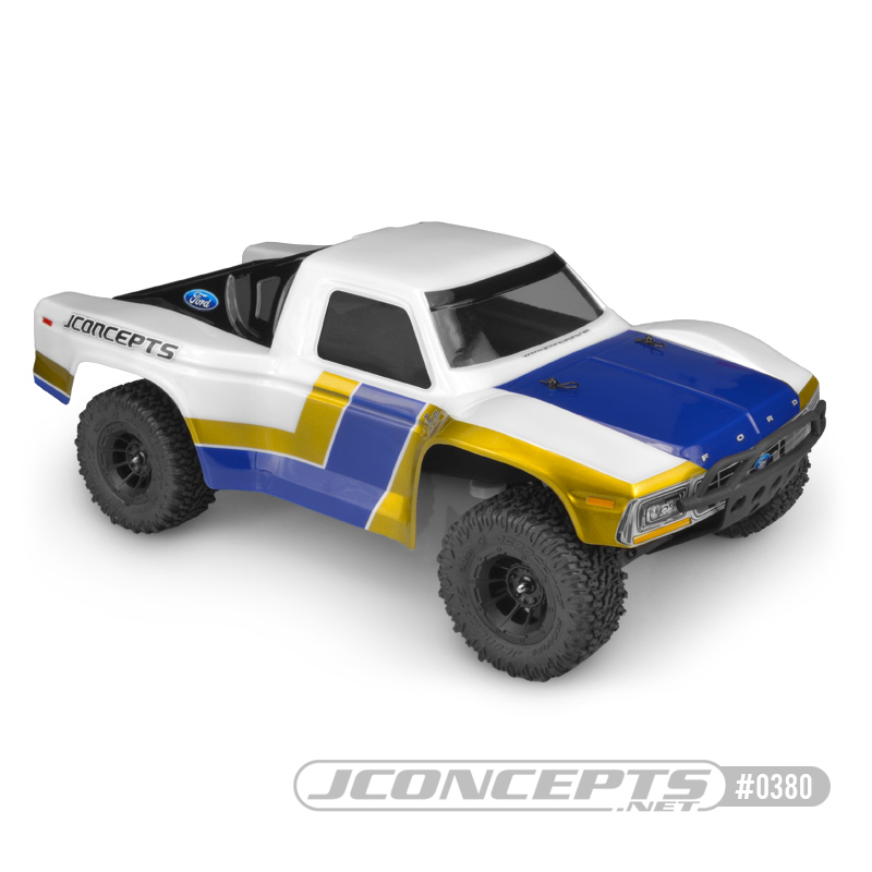 JConcepts 1979 Ford F-250 SCT body (Fits – Slash & Slash 4x4)