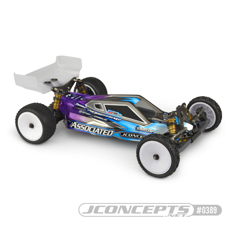 JConcepts P2K - B6.1 body with Aero wing