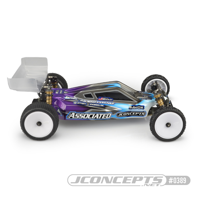 JConcepts P2K - B6.1 body with Aero wing - Light-Weight