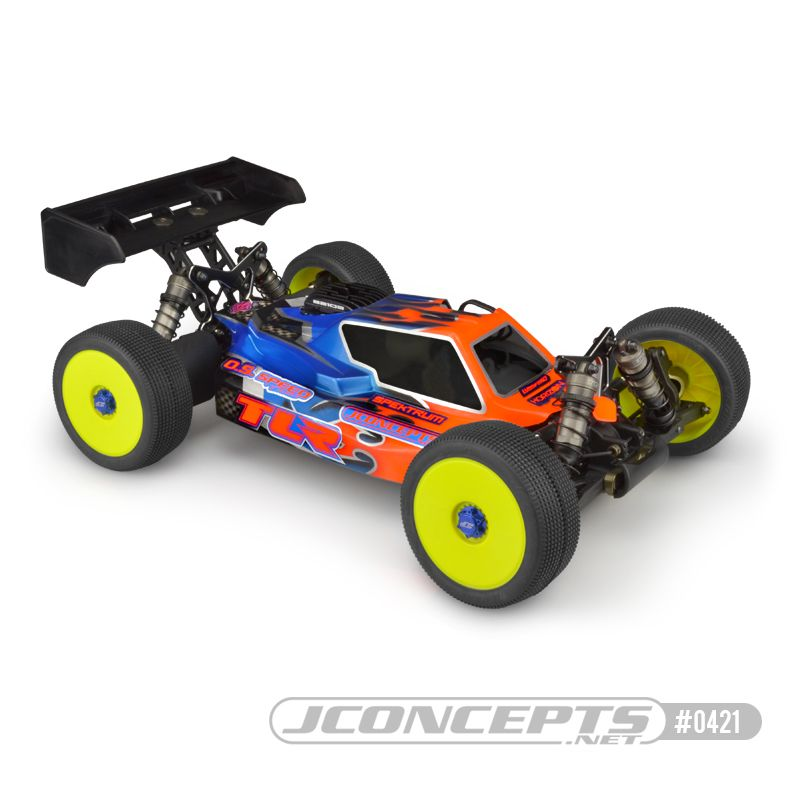JConcepts P1 8ight-X Elite body