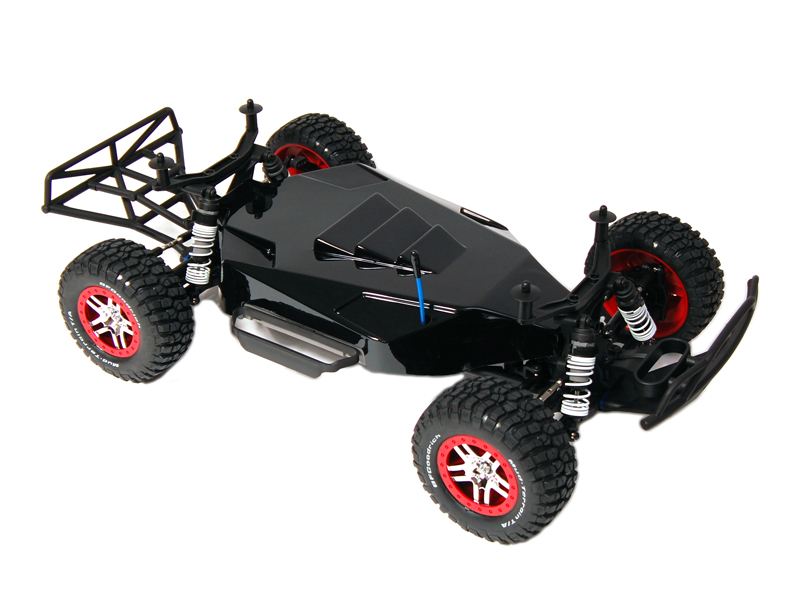JConcepts Illuzion - Slash 4x4 overtray - protects chassis from