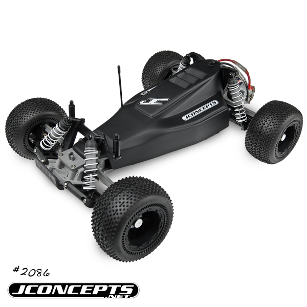 JConcepts Illuzion - Rustler 2wd - overtray - protects chassis f