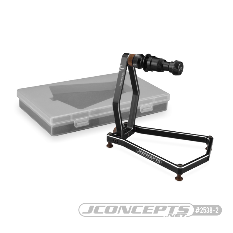 JConcepts - Tire balancer w/ case - black