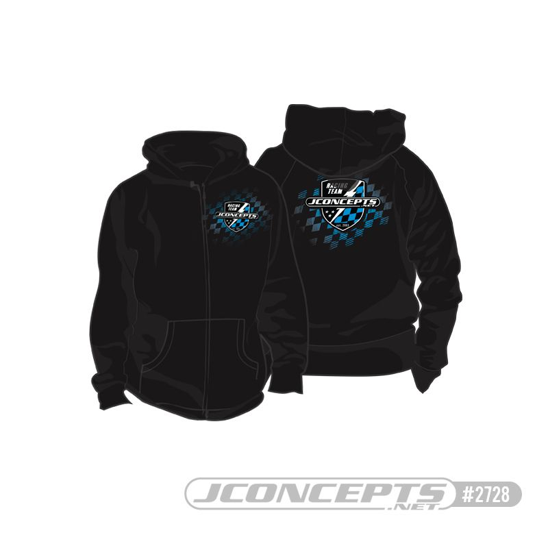 JConcepts Finish Line Hoodie Sweatshirt - Medium