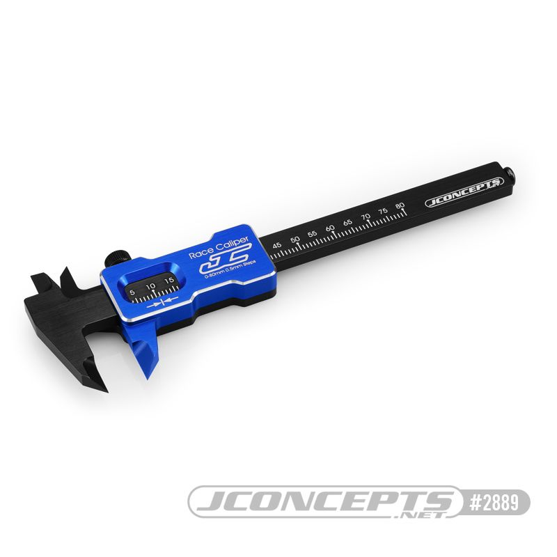 JConcepts Analog quick reference calipers