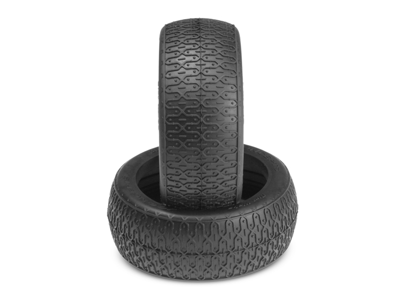 JConcepts Dirt Webs - black compound - (fits 1/8th buggy)