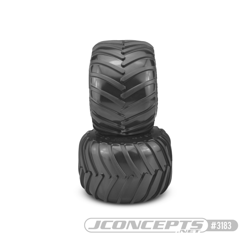 Jconcepts Golden Years� - Monster Truck tire - gold compound (F
