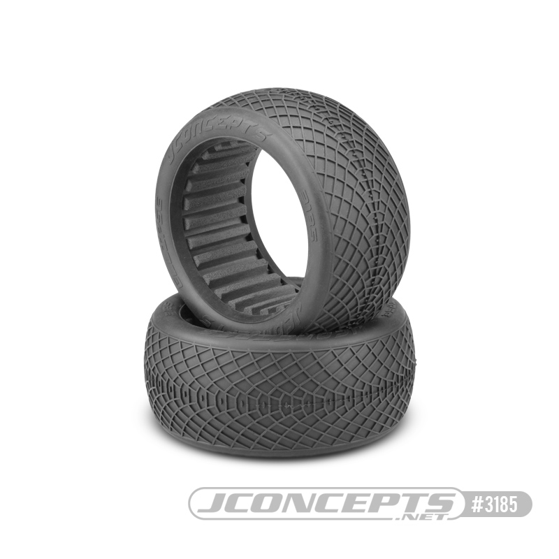 "JConcepts Ellipse - gold compound - (fits 4.0"" 1/8th truck wheel"