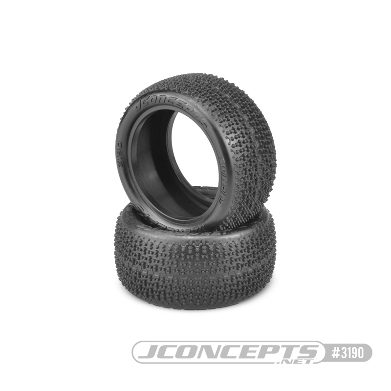 "JConcepts Twin Pins (fits 2.2"" buggy rear wheel)"