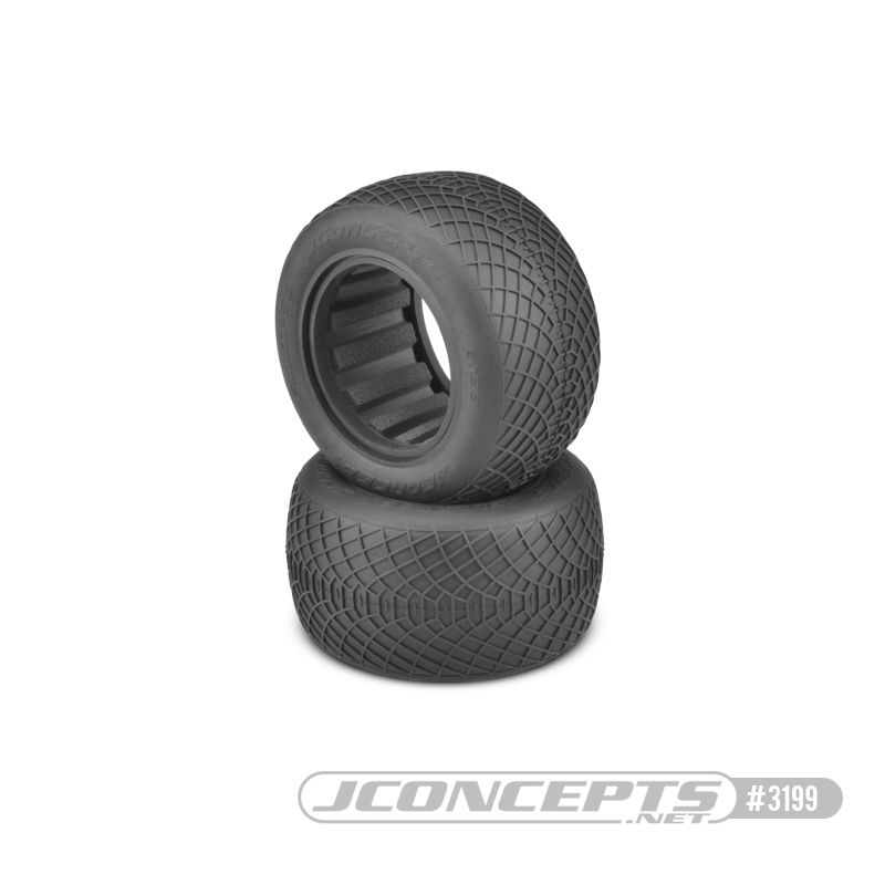 "JConcepts Ellipse - Silver compound (Fits - 2.2"" stadium F