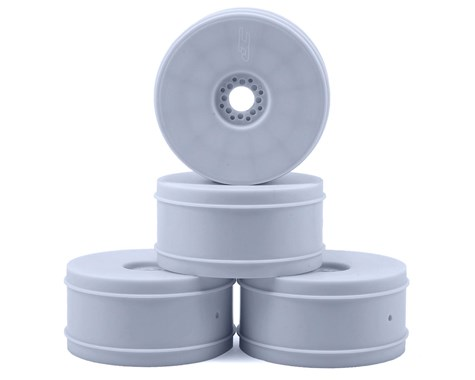 JConcepts Bullet - 1/8th Buggy Wheel - 83mm - 4pc - (White)