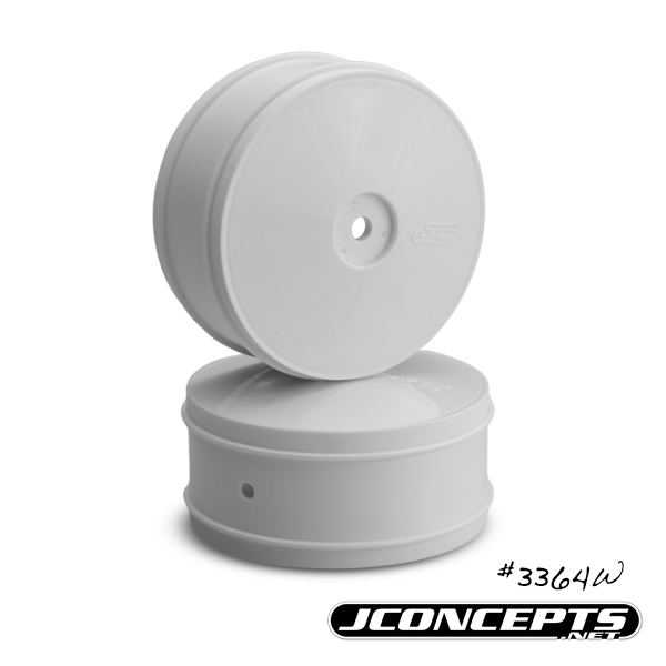 JConcepts Bullet - 60mm B44.3 front wheel - (white)