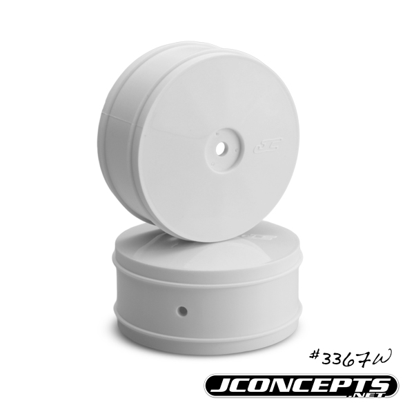 JConcepts Bullet - 60mm TLR 22-4 - B64 front wheel - (white)