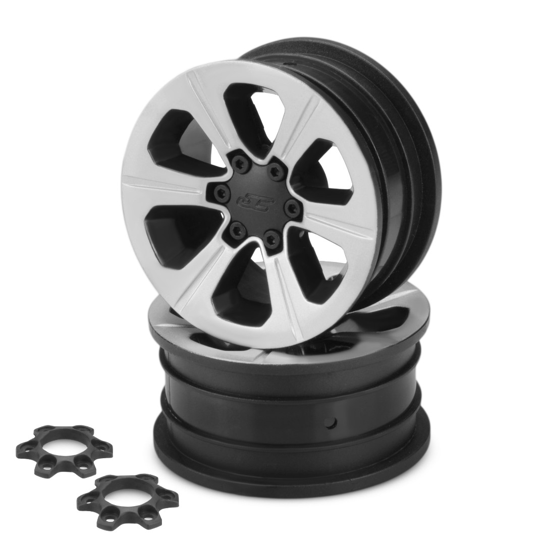"JConcepts Hustle - 1.9"" Vaterra Ascender 12mm glue-on wheel - (b"
