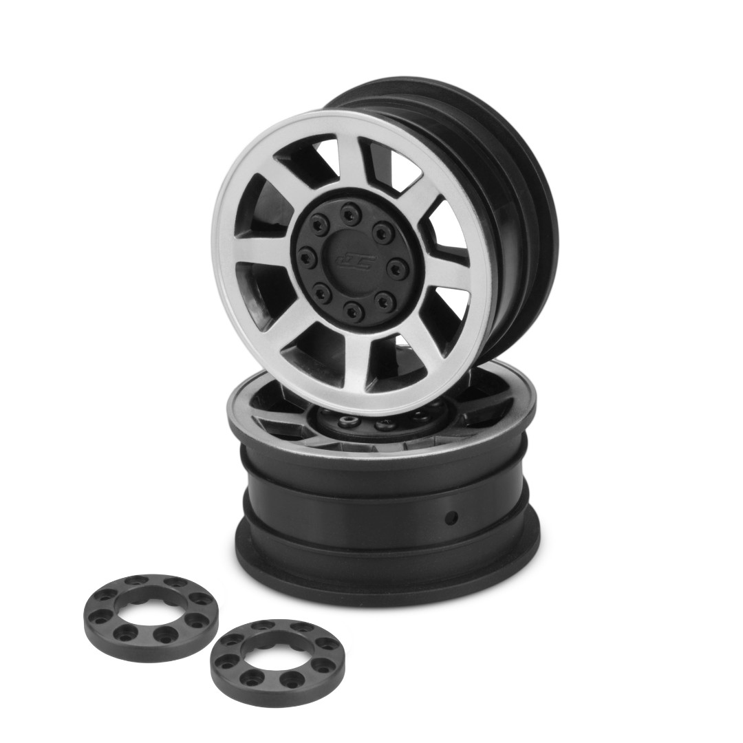 "JConcepts Vengeance - 1.9"" Vaterra Ascender 12mm glue-on wheel -"