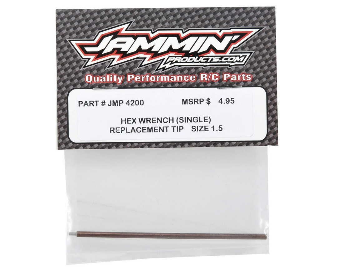 Jammin Products Hex Wrench Tip (1.5mm)