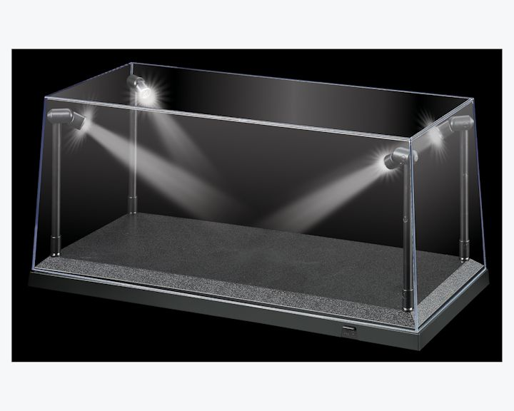 King Creation 1/18 Scale LED Display Case