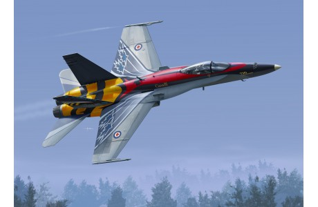 Kinetic 1/48 CF-188A 20 Years Service