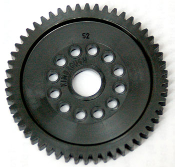 Kimbrough 52 Tooth Mod1 Precision Spur Gear