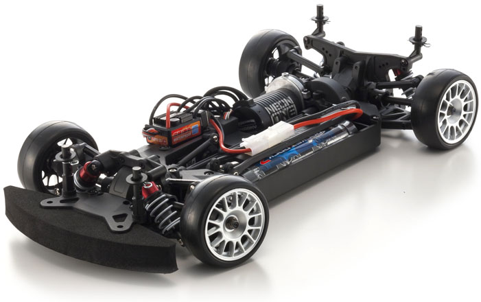 Kyosho Fazer VE Porsche 918 Spyder ReadySet 1/10 Electric Tourin