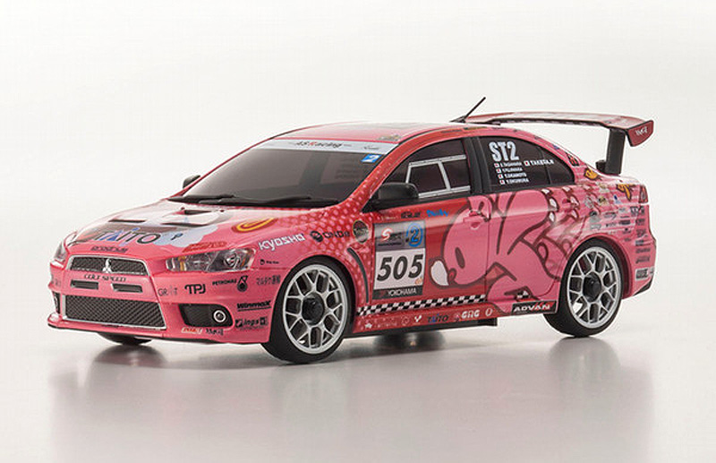 Kyosho MINI-Z MR-03S GRG LANCER EVOLUTION X RS