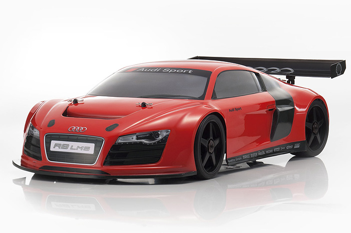 Kyosho Inferno GT2 Audi R8 LMS Red Race SPEC 1/8 GP 4WD RS