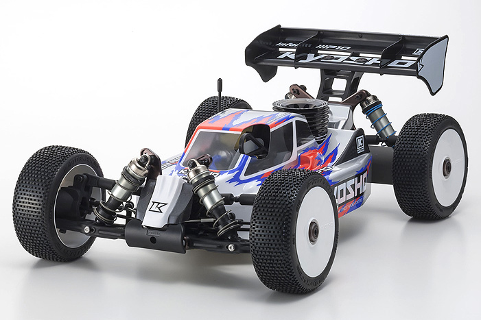 Kyosho Inferno MP10 TKI4 1/8 Nitro Buggy Kit