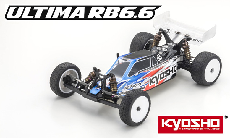 Kyosho Ultima RB6.6 1:10 2WD Electric Racing Buggy Kit